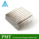 N48 het Magnetische Materiaal van NdFeB van de Ring van D7.6*D4.3*11.5 met Neodymium