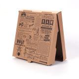 Contenitore ecologico su ordinazione di pizza dei materiali di Sinicline con la maniglia