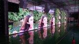 Indoor plein écran LED de couleur pour l'étape