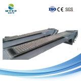 La separación de líquidos y sólidos en la pantalla de la barra giratoria para el tratamiento de aguas residuales