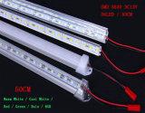 striscia rigida flessibile di 12V 24V 5630 5730 SMD LED con il profilo di alluminio ed il coperchio di plastica