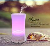 プラスチック霧のLEDライトと超音波調節可能な香りの拡散器