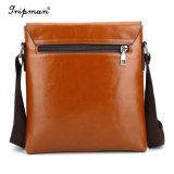 人のための普及した革単一デザイナーショルダー・バッグ型のハンドバッグ