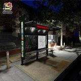 バス停の避難所デザインバス待合所の価格のバス停