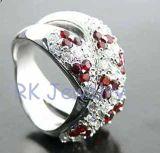 Мода Серебряное кольцо (11CS0021)