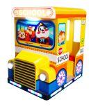 Школьный автобус детский движения и видео для использования внутри помещений игровая площадка аркадной игры машины для детей