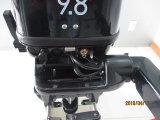 9.8HP de BuitenboordMotoren van de zeeman 2 Delen van de Motor van de Boot van de Slag Goedkoper dan Tohastus voor Verkoop