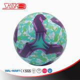Cousu taille officielle de la machine PVC Ballon de soccer