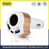 Caricatore personalizzato del USB dell'automobile del telefono mobile 3.1A
