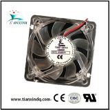 60*15mm 5V -24V Hydraulic Bearing Brushless Cooling Frame Small DC Axial Fan M
