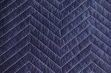 Manta de Retalhos em movimento de manta de mobiliário cobertor