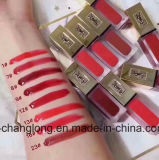 Matte liquide unique pour l'humidifier la glaçure à lèvres rouge à lèvres Ysl cosmétiques
