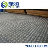 PE слива воды HDPE лист штампованный алюминий линии