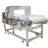 Grau alimentício Correia Transportadora de detecção de Segurança da Máquina do Detector de Metais