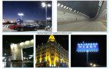 Área de Deportes de LED 600W Reflector LED de iluminación del estadio al aire libre