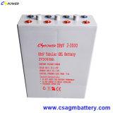 Batería de gel Opzv 200AH 2V almacenamiento celular pilas recargables