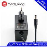 En61558 ЕС Walll пробку 24V 1A AC для адаптера источника питания постоянного тока