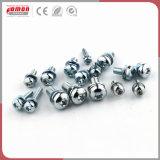 Aciers rond en aluminium personnalisé insérer l'écrou de métal pour la construction
