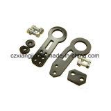 Racing negro anodizado de aluminio CNC de palanquilla de gancho de remolque Kit de remolque