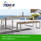Tabela+2 Bancadas, piscina, Brown coradas Home Hotel Jardim mobília do pátio