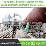 Steel-Framed Gebouwen van de Vervaardiging van DIN de Materiële Uitstekende