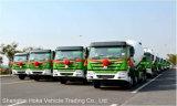 최신 판매 12m3 HOWO 8*4 Euro4 & 5 구체 믹서 트럭