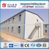 Edificio y oficina del trabajo de la construcción de escuelas del marco de acero/del emplazamiento de la obra
