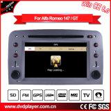 Navegação GPS com Auto DVD GPS para Alfa Romeo 147 Hualingan