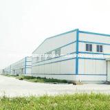 Edificio profesional del taller y del almacén de la estructura de acero del diseño con alta calidad