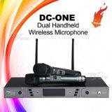 Микрофон UHF dC-Одн Handheld бесшнуровой