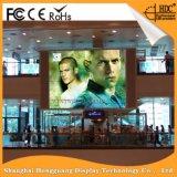 Для использования внутри помещений полноцветный светодиодный видеостены P РП3.91 (P РП3.91 P4.81 P6.25) мм на этапе с помощью аренда светодиодного экрана