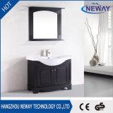 Governo semplice di vanità della stanza da bagno di legno solido di vendita calda