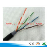 CAT6 cable LAN, cable CAT6 Red