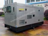 Ce/Soncap/CIQの承認のWeifangエンジンR4110d40を搭載する50kVA無声ディーゼル発電機
