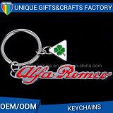 Regalo su ordinazione professionale Keychain del ricordo del metallo di marchio