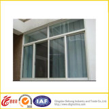 Ventana de desplazamiento comercial residencial del aluminio/PVC de la venta caliente