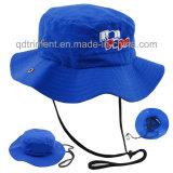 100%年のポリエステルMicrofiberの屋外の余暇の漁師のバケツの帽子(TMBH0705)