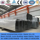 AISI 316L Barre de canal en acier inoxydable (grande taille)