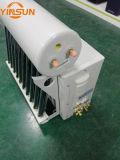 1.25HP 0.9ton autoguident le climatiseur fixé au mur fendu d'utiliser-et/climatiseur solaire hybride