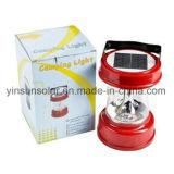 Indicatore luminoso solare portatile di campeggio solare della lanterna con il prezzo poco costoso per la vendita calda