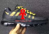 Низкие ботинки спорта Max95 в 2017 на новом человеке, котор нужно помочь снабдить идущие ботинки подкладкой с ботинками Breathable ботинка отдыха рекреационного напольными