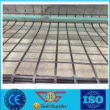 Compuesto de Plástico de acero de geomalla Estabilizador de suelos