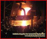 Four à induction sans courants à moyenne fréquence pour la fonte des métaux