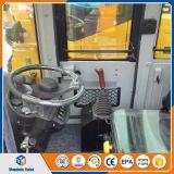 Frente a la venta de mini cargadora de ruedas cargadora de ruedas Zl 16