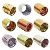 (油圧ホースフィッティングの袖の油圧フェルールをめっきする00200 00400)亜鉛