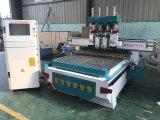 Cnc-Fräser 1325 für rostfreies Metallstahlaluminiumausschnitt-Maschine
