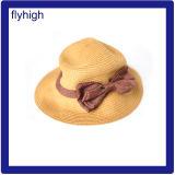 Chapeau de paille de haute qualité pour femmes