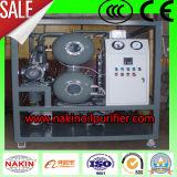 Sistema di depurazione di olio del trasformatore di vuoto (6000 l/h), unità di rigenerazione dell'olio