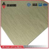 Professional Fabricant panneau composite en acier inoxydable de matériau de façade