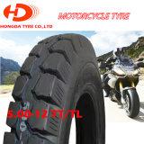 Trois pneus de moto de roue en Chine